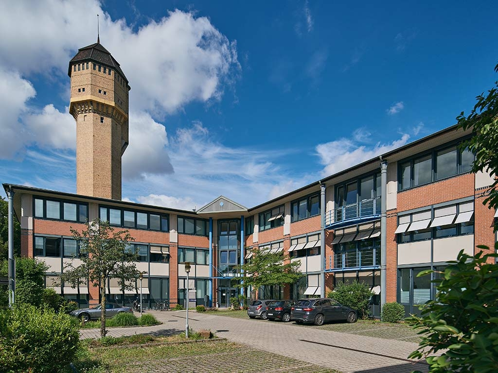 TechniData TCC Products Standort Mannheim
