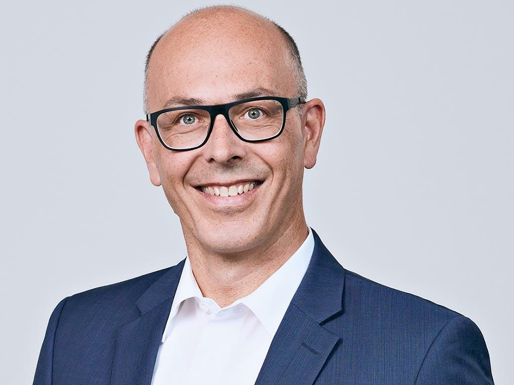 Geschäftsführer Volker Jakob